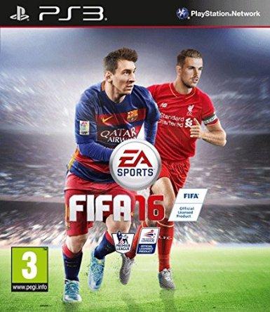 FIFA 16 PS3 [Español] [BLUS31543] Mega 610ge210