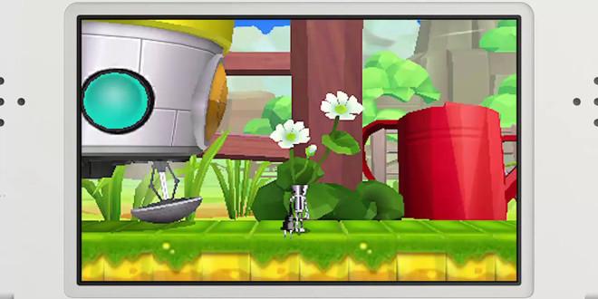 Chibi-Robo!: Zip Lash Chibir10