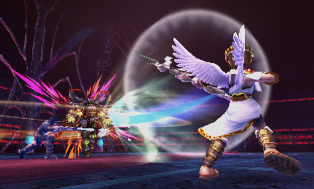 Kid Icarus: Uprising Gaming10