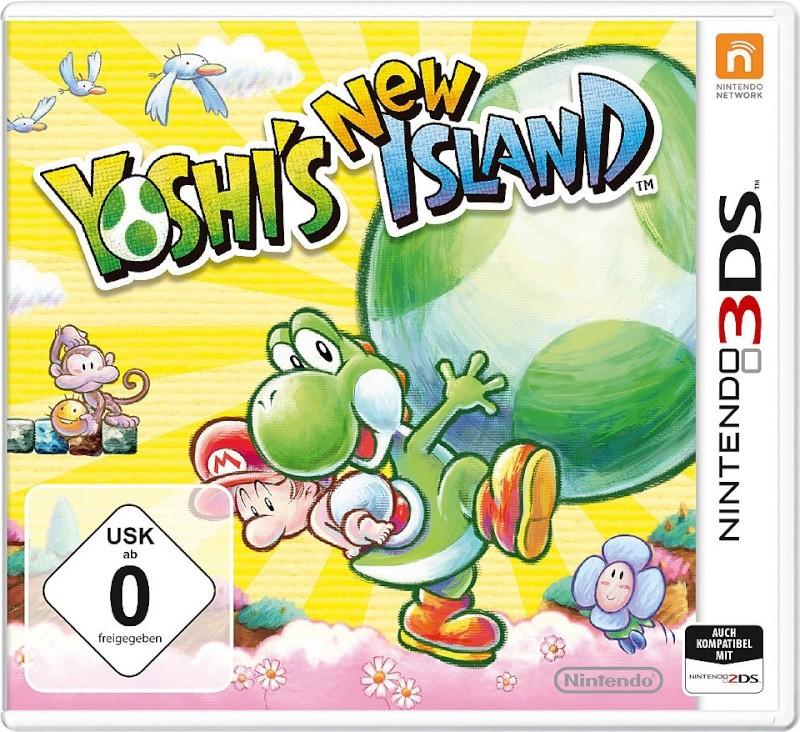 Yoshi's New Island Ninten10