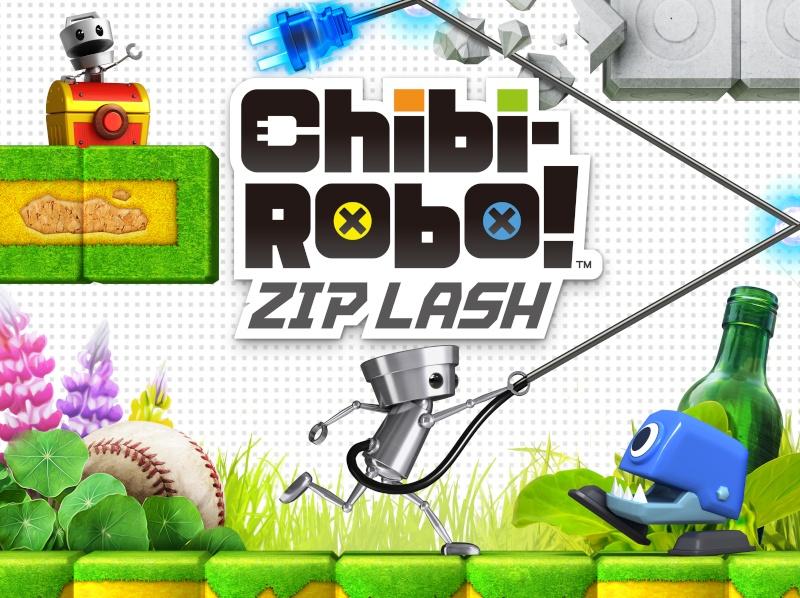 Chibi-Robo!: Zip Lash Rfdgxn11