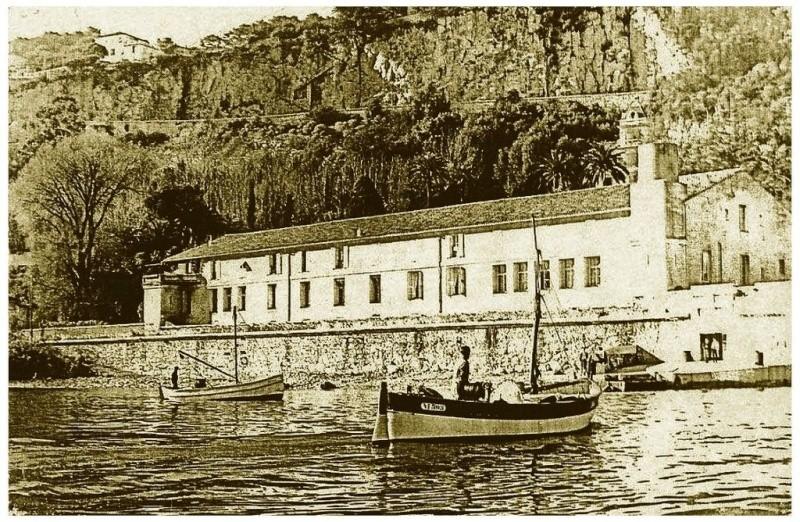 VILLEFRANCHE sur MER Patrimoine historique et  maritime 1_189810