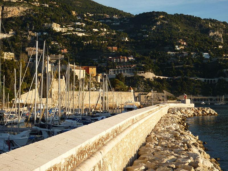 VILLEFRANCHE sur MER Patrimoine historique et  maritime 1_800p10