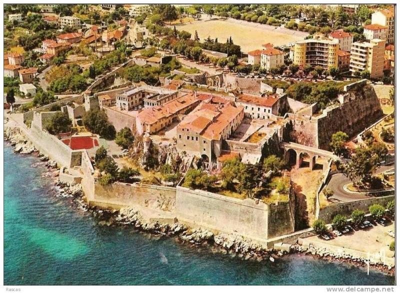 VILLEFRANCHE sur MER Patrimoine historique et  maritime 1_cita12