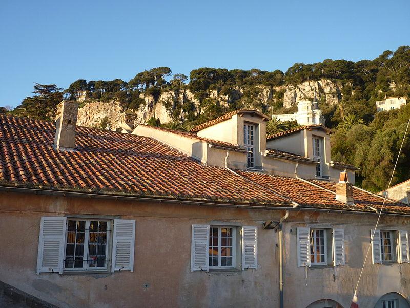 VILLEFRANCHE sur MER Patrimoine historique et  maritime 2_800p10