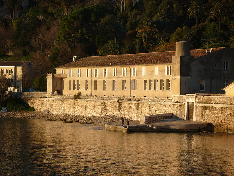 VILLEFRANCHE sur MER Patrimoine historique et  maritime 2_800p11