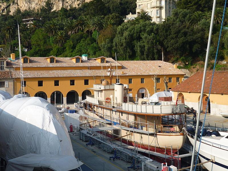VILLEFRANCHE sur MER Patrimoine historique et  maritime 2_viei10