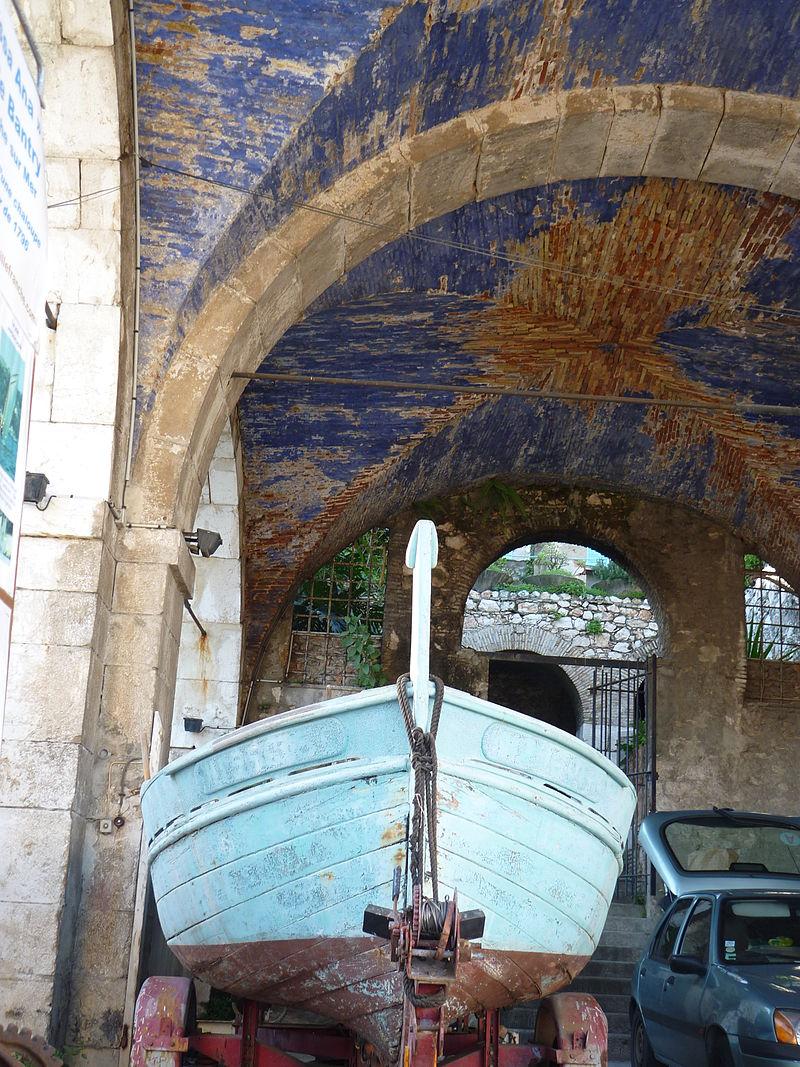 VILLEFRANCHE sur MER Patrimoine historique et  maritime 3_800p11