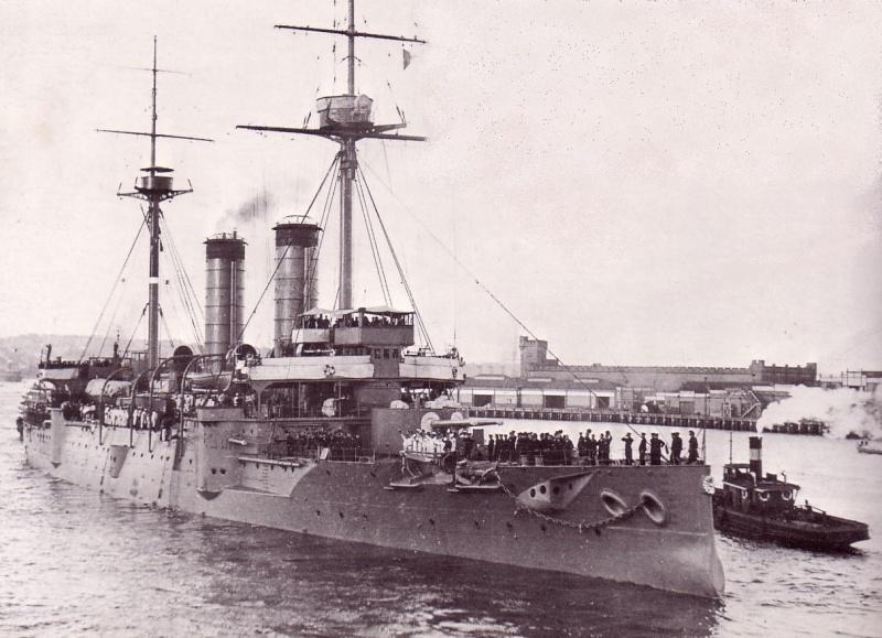 Croiseurs japonais - Page 2 Asama_11