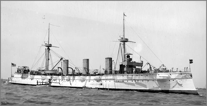 Croiseurs allemands - Page 2 Kaiser10