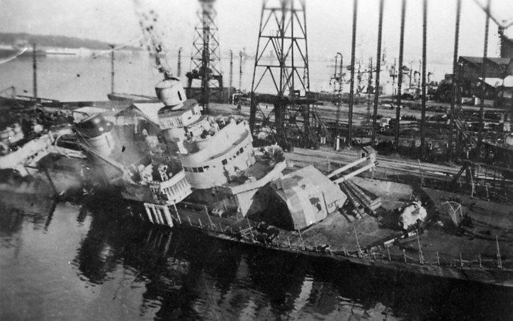 Les torpilleurs français Lansqu13