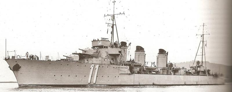 Les contre-torpilleurs français Tigre_10