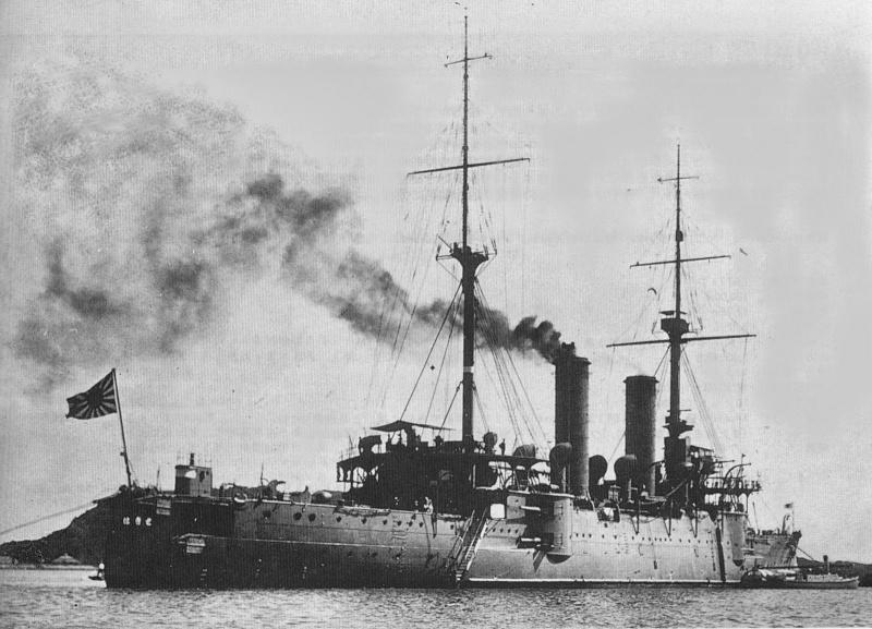 Croiseurs japonais - Page 2 Tokiwa10