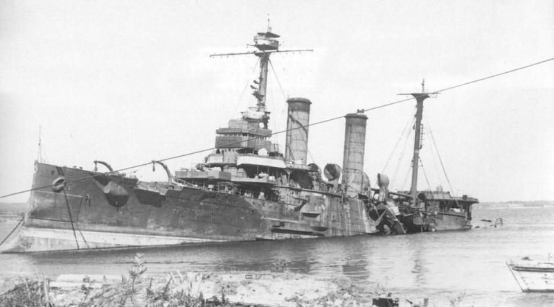 Croiseurs japonais - Page 2 Tokiwa11