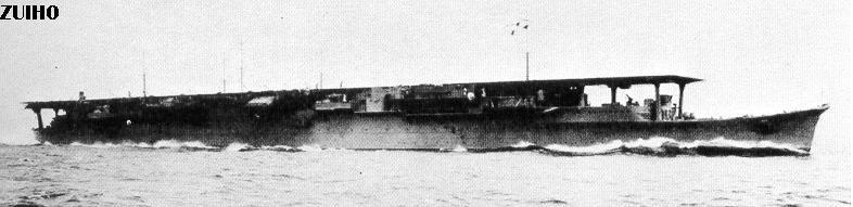Porte-avions japonais Zuiho_12