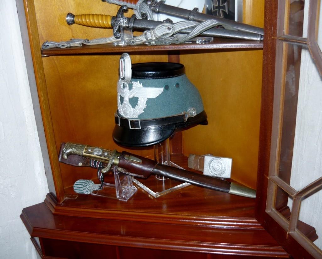 Baïonnette Gendarmerie du Land Jaeger P1160821
