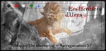 MTG Sarreguemines - Les Héritiers d'Urza !