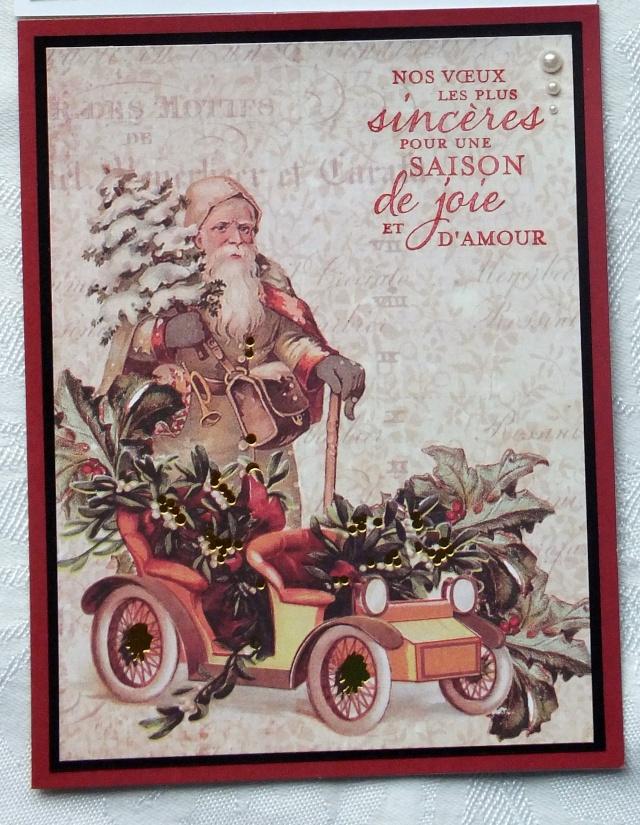 4 décembre-inspiration carte: Père-Noël Dscf0911