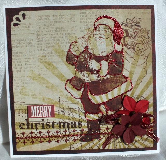 4 décembre-inspiration carte: Père-Noël Dscf0912