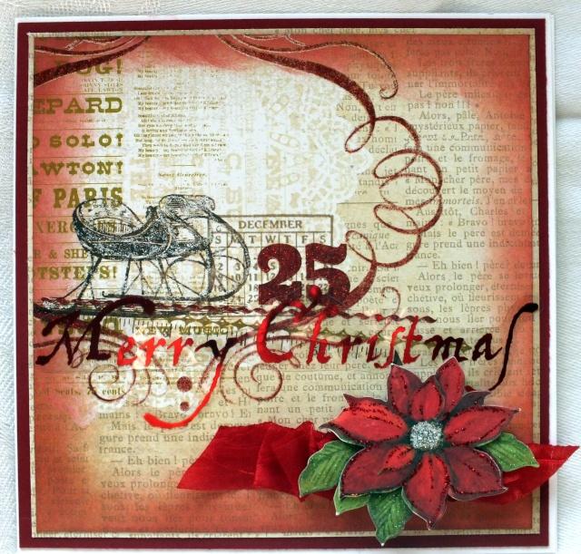 7 décembre-inspiration carte: traineau du père-noël Dscf0923