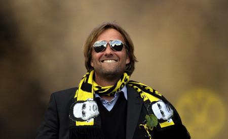 Jürgen Klopp - New Liverpool Manager Kloppo11