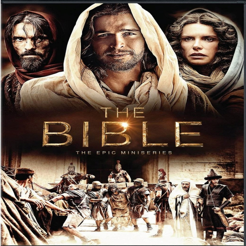 "THE BIBLE: Miniserie (2013)..Hablada Español Latino ""NUEVO LINK"" Bible-13"