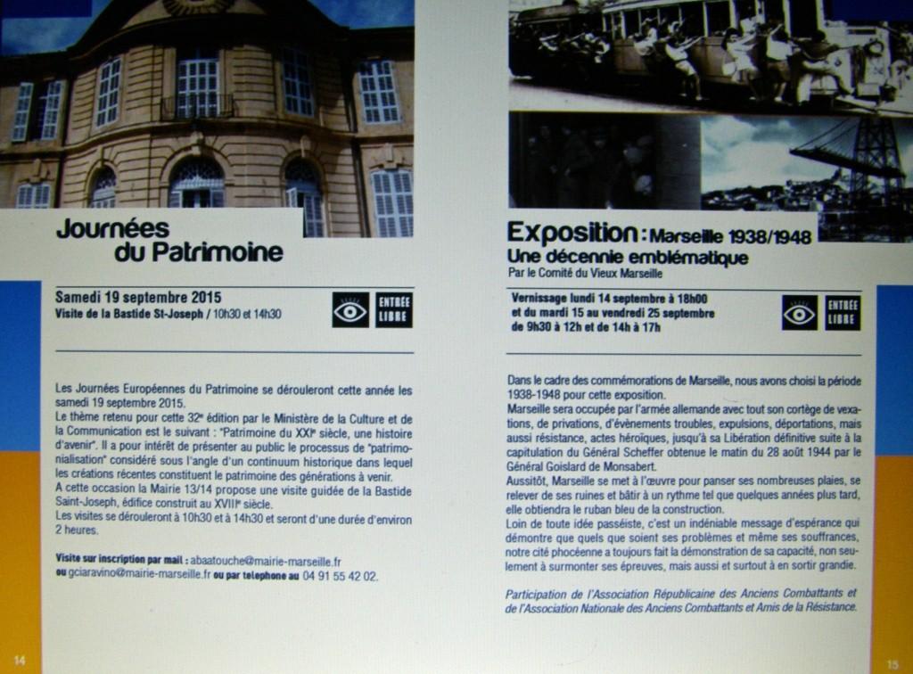 Journées du patrimoine - Page 3 Expo_m11