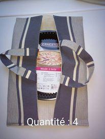 Vente de sac de transport de tarte  Tartev15