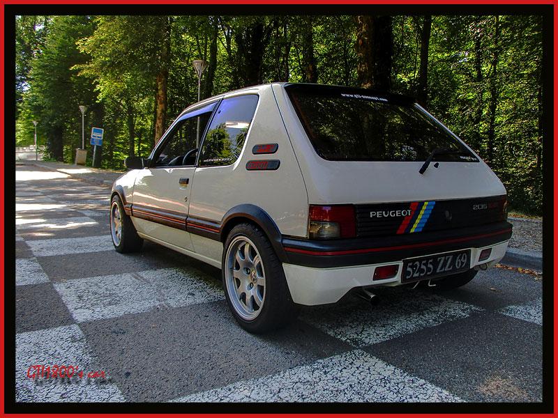 [GTI1800] 205 GTI 1L9 Blanc Meije AM88  - Page 2 69710