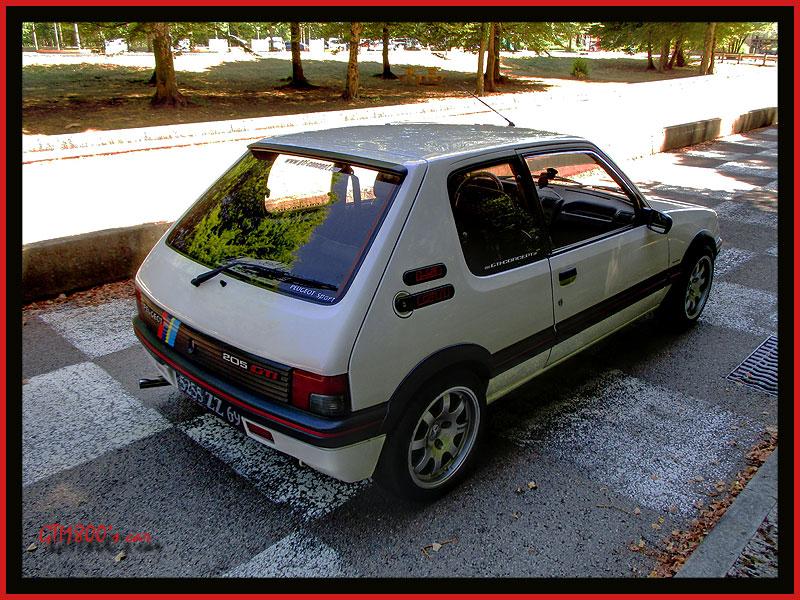 [GTI1800] 205 GTI 1L9 Blanc Meije AM88  - Page 2 69810