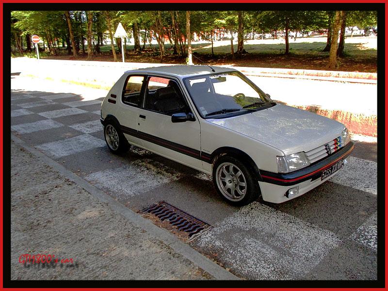[GTI1800] 205 GTI 1L9 Blanc Meije AM88  - Page 2 70010