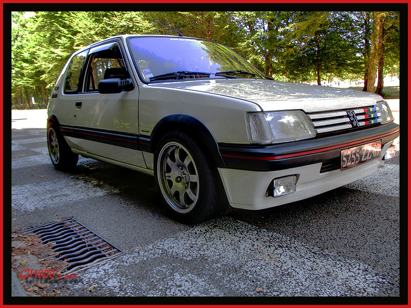 [GTI1800] 205 GTI 1L9 Blanc Meije AM88  - Page 2 70110