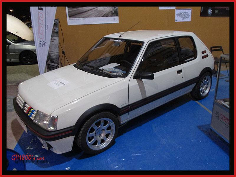 [GTI1800] 205 GTI 1L9 Blanc Meije AM88  - Page 2 Img_1012