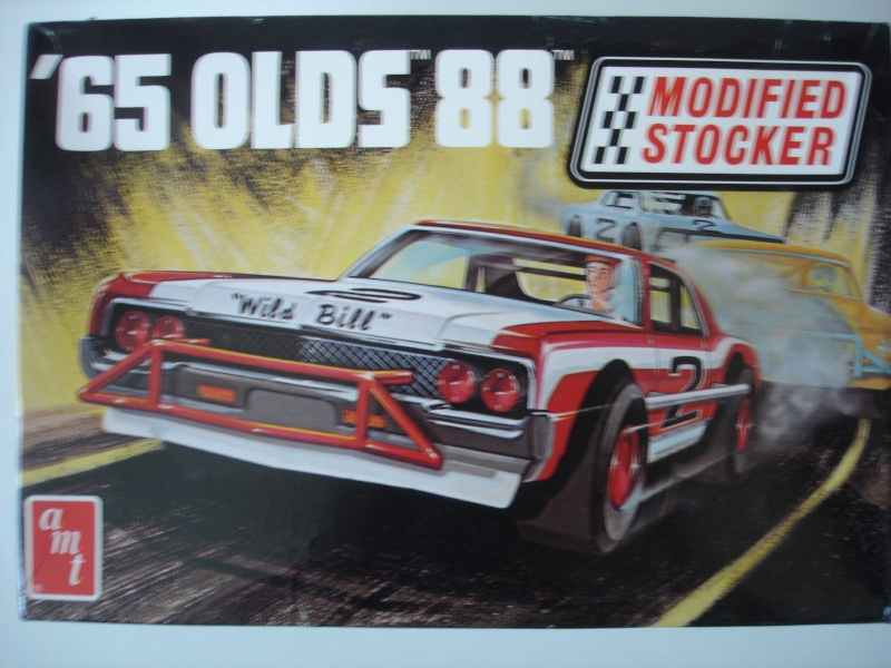 """OLDS '65 MODIFIED STOCKER """" finie """" Dsc00411"""
