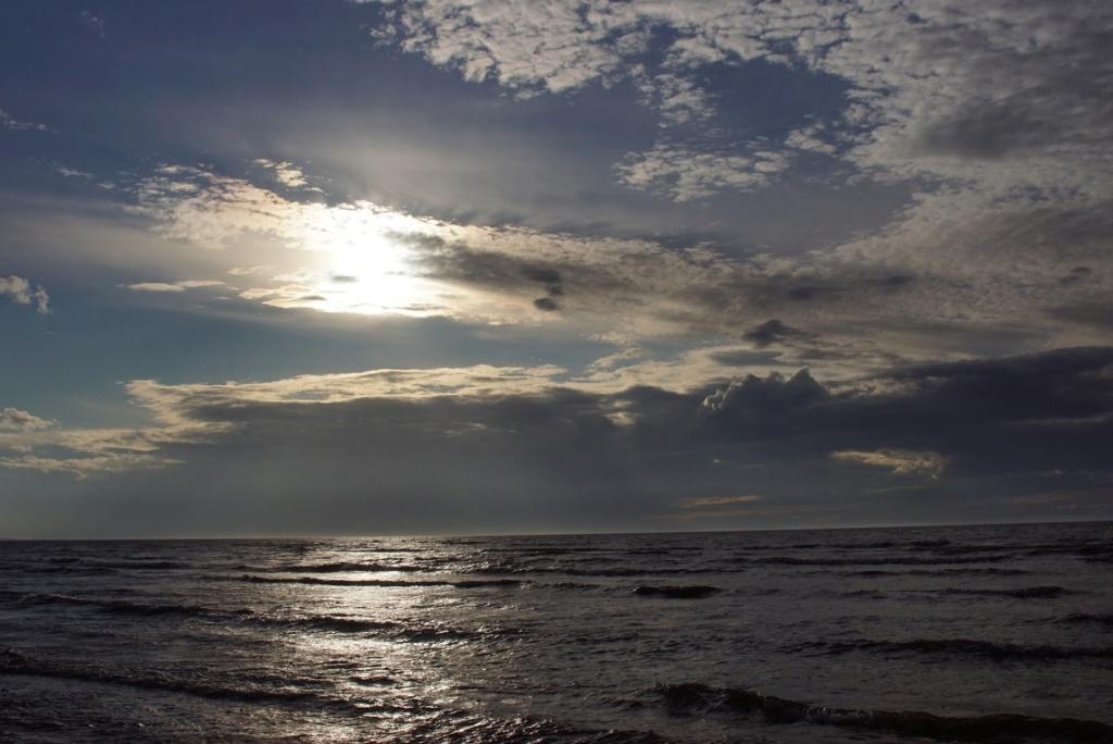 Coucher de soleil à Sainte-Flavie Vacanc17