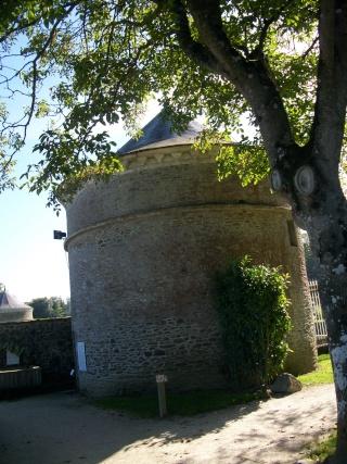 Potager du château de la Bourbensais. (35) Photo242