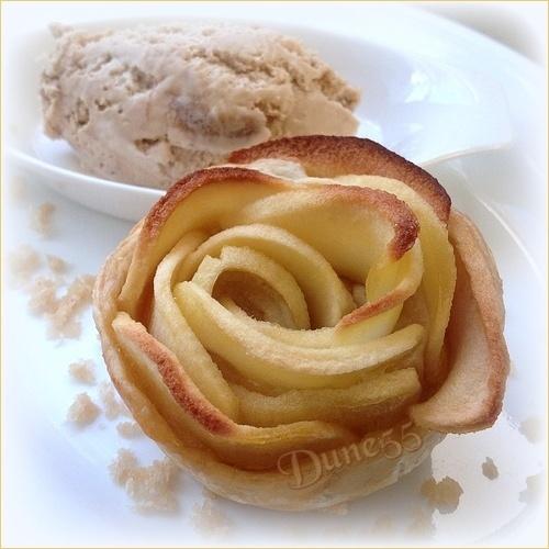 Tartelette fleur de pommes 0og7bw11