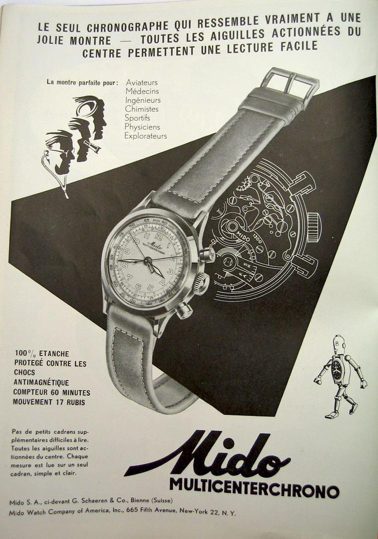 Revue d'une Mido Multi-Centerchrono Img_2510