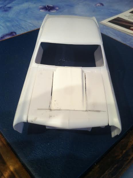 #6 : 67 Chevrolet Chevelle 812