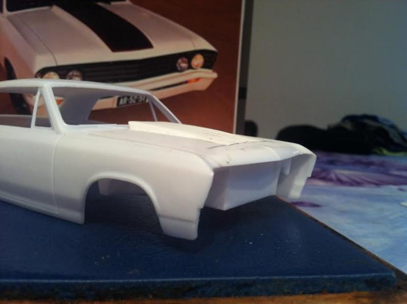 #6 : 67 Chevrolet Chevelle 911