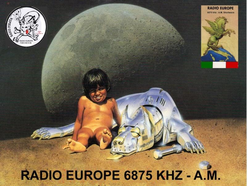 eQSL de Raduio EUROPE Bambin10