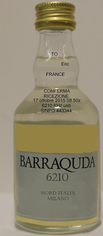 eQSL de BARRAQUDA STUDIO Qsl_ba10
