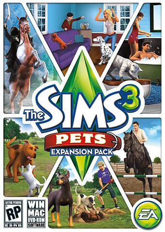 Sims 3 Ep's & Sp's 1011