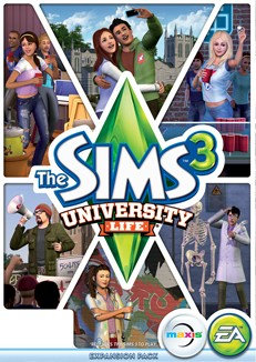 Sims 3 Ep's & Sp's 1811