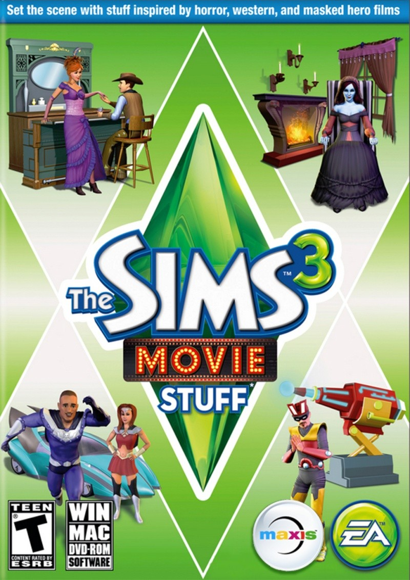 Sims 3 Ep's & Sp's 2010