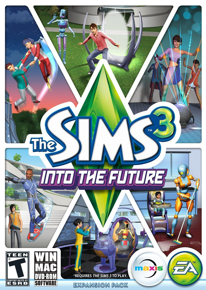 Sims 3 Ep's & Sp's 2110