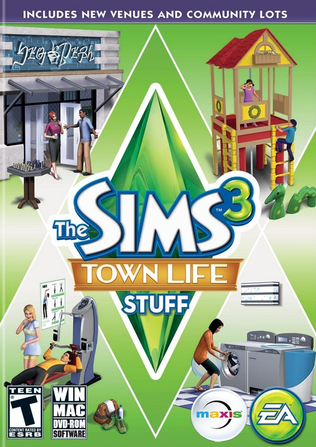 Sims 3 Ep's & Sp's 911