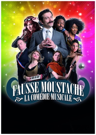 Fausse Moustache, la Comédie Musicale 11155110
