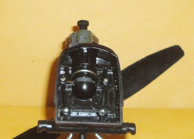 PT-19 landing gear/mounts 00212