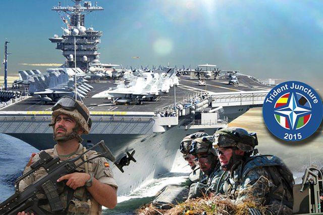 pour - L'OTAN pousse à la militarisation de l'Union Européenne... Bloggi10